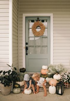 Autumn Home Tour - I