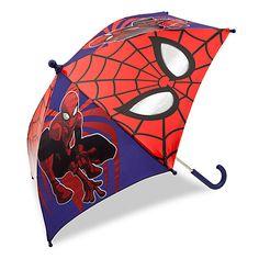 Spider-Man Umbrella for Kids