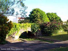 San Antonio Bridge  from Spanish Occupation, Guam