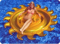 Cheap pool giant, Buy Quality giant pool inflatables directly from China giant inflatable toy Suppliers: Giant Inflatable Sunflower Pool Floats Yellow Smile Swim Pool Floating Water Board Air Mattress Fun Toys Matelas Gonflable Inflatable Island, Inflatable Pool Toys, Inflatable Float, Giant Inflatable, Inflatable Bouncers, Pool Toys And Floats, Pool Floats, Float Pool, Stock Pools
