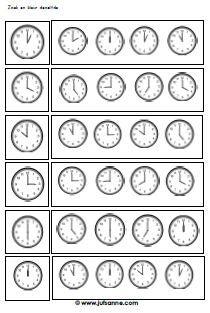 Tijd en klokken downloads » Juf Sanne Time Unit, Creative Writing Ideas, I Love School, Teaching Time, Alphabet, Homework, Yahoo, Preschool, Math Exercises