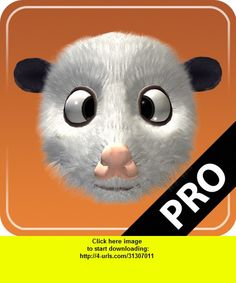 Talking Opossum Pro, iphone, ipad, ipod touch, itouch, itunes, appstore, torrent, downloads, rapidshare, megaupload, fileserve