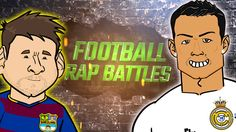 Messi vs Ronaldo RAP BATTLE! (El Clasico 2016 Preview, Barcelona vs Real...