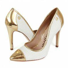 ccec30f67 39 melhores imagens de sapatos carmen stefhani | Loafers & slip ons ...