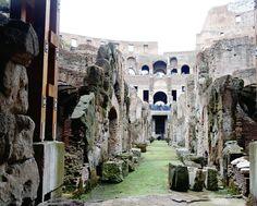 Colosseum Underground | Rome - The Healthy Passport