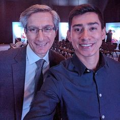 Uno de los periodistas más influyentes de la tv #FedericoSalazar #PhilipsInnovationDay  #eMarketPerú  #FB