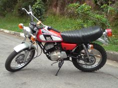 Yamaha Mini Enduro. My brother had the 250 model of this year