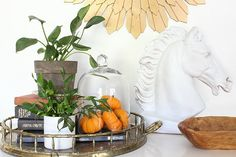 Fall Home Tour | Blogger Stylin Home Tours 2015