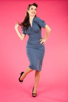 The Lana Dress - imported from Europe - HOLLYWOOD FLAME