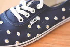 Daisy Vans. I want so bad
