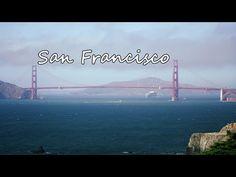 San Francisco #Vlog1 Golden Gate Bridge, San Francisco, Mountains, Facebook, Nature, Travel, Instagram, Naturaleza, Viajes