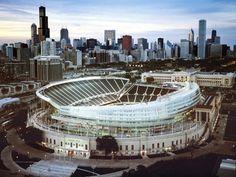 Soldier Field chicago