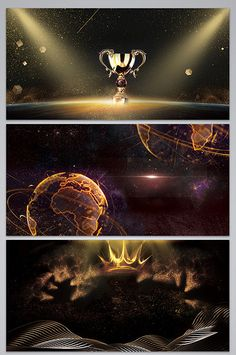 Creative black gold business background image#pikbest#backgrounds