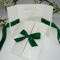 Invites I totally want to use, definitely making my wedding color hunter green:)