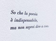 Jean Cocteau - So che la poesia è indispensabile