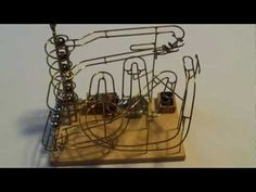 ▶ MINI marble machine - YouTube