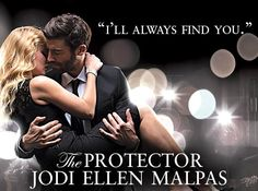 """""""Readers will love this book from the very beginning! The characters are so real and flawed that fans feel as if they are alongside them. Malpas' writing is also spot-on with emotions."""" -- RT Book Reviews on THE PROTECTOR by Jodi Ellen Malpas"""