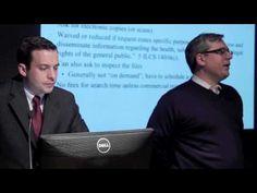 (62) Citizen Watchdog Training - YouTube