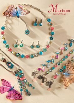 9a27d95ef 27 Best Mariana jewelry images in 2013 | Mariana jewelry, Swarovski ...