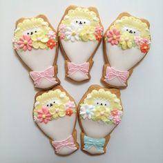 プチギフトにぴったりなアイシングクッキーのかわいい画像を集めてみました♡