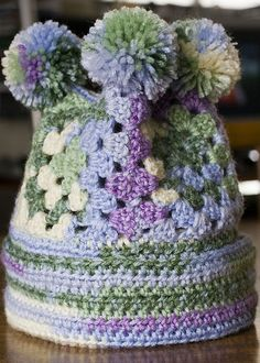 Crocheted hat | Flickr - Photo Sharing!