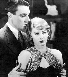 "Barbara Stanwyck in pre-code movie ""Baby Face"""