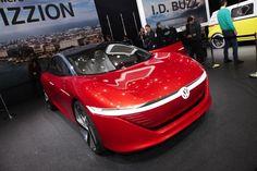 88Η ΕΚΘΕΣΗ ΑΥΤΟΚΙΝΗΤΟΥ ΓΕΝΕΥΗΣ: Έτσι θα είναι τα αυτοκίνητα του μέλλοντος... - Exfacto.gr #γενευη #geneva #εκθεσηαυτοκινητου #αυτοκινητο #motorshow Volkswagen, Vehicles, Car, Sports, Future Tense, Automobile, Hs Sports, Sport, Cars
