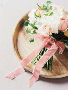 Lavender Inspired Vineyard Real Wedding - Real Weddings - Loverly