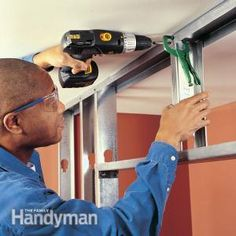Using Steel Studs | The Family Handyman