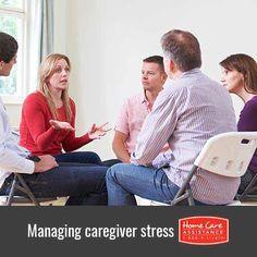 How to Manage Caregiver Stress