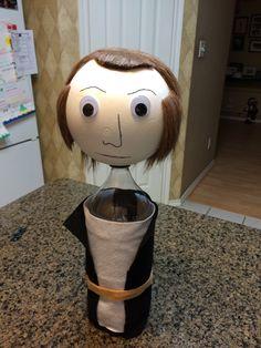 2 Liter Soda Bottle Doll Project School Ideas