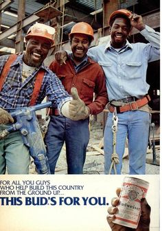 vintageblackads:  Budweiser ad, in Jet Magazine. December 13th, 1979.