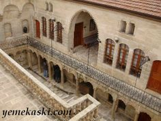 Eski Urfa Evi2 Traditional House, Beautiful Homes, Laundry Hacks, Country, Dreams, Decoration, Destinations, Viajes, Haus