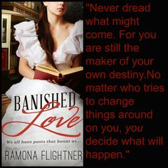 Immerse yourself in 1900 Boston and discover the Banished Love Saga! Download your FREE copy of book one, Banished Love, now.