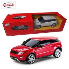 Rastar Licensed 1:24 4CH Remote Control Car RC Toys Radio Controlled Cars Boys Toys Machine On The Remote Control Evoque 46900
