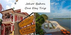 Johor Bahru Guide: The Best Things To Do and See For One Day Trip in Johor Bahru (JB) From Singapore For Your Next Vacation. More Options Inside...