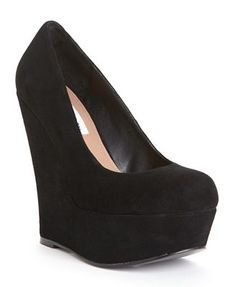 Steve Madden Shoes, Pammyy Platform Wedges
