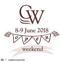 #Repost @calderwood.hall  Our Invitation To You To Help You Say I DO. Come and stay a while! Wed love to have you and your fiancé with us on the night of Friday 8 June and then spend Saturday 9 June enjoying #CalderwoodHall at her best!  This will give you both the chance to experience what we can offer you. Spend time exploring the estate the venues the chapel and really get a sense of what it would be like to celebrate this very special occasion with us. While we will keep the weekend…