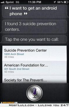 Oh Siri