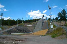 Skidstadion i Falun