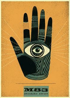 cool screen print posters - Google Search