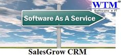 Best cloud CRM software as service (SaaS) for SME. Increase your business productivity. Free for 10 user Forever. http://wtmit.com/crm