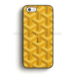 Goyard Destkop Wallpaper iPhone SE Case | Aneend.com