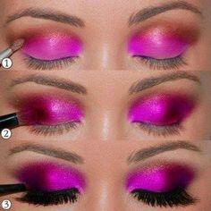 Eyes Make-up Ideas...