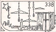 A Doodle A Day #338, ink, 12/4/13