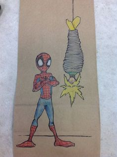 Spider-Man Lunch Bags - Imgur