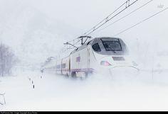 RailPictures.Net Photo: Renfe Bombardier-Talgo 130 at León, Spain by Jesus Portas