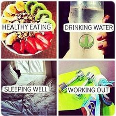Everything you should do while on any diet. Not just Herbalife.