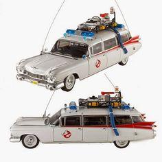 BLOG DOS BRINQUEDOS: Veículo Ghostbusters Ecto-1 Hot Wheels