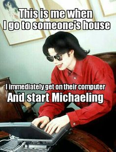 Michael Jackson Funny, O Pop, Funny Memes, Hilarious, King Of The World, King Of Music, First Love, My Love, My Idol